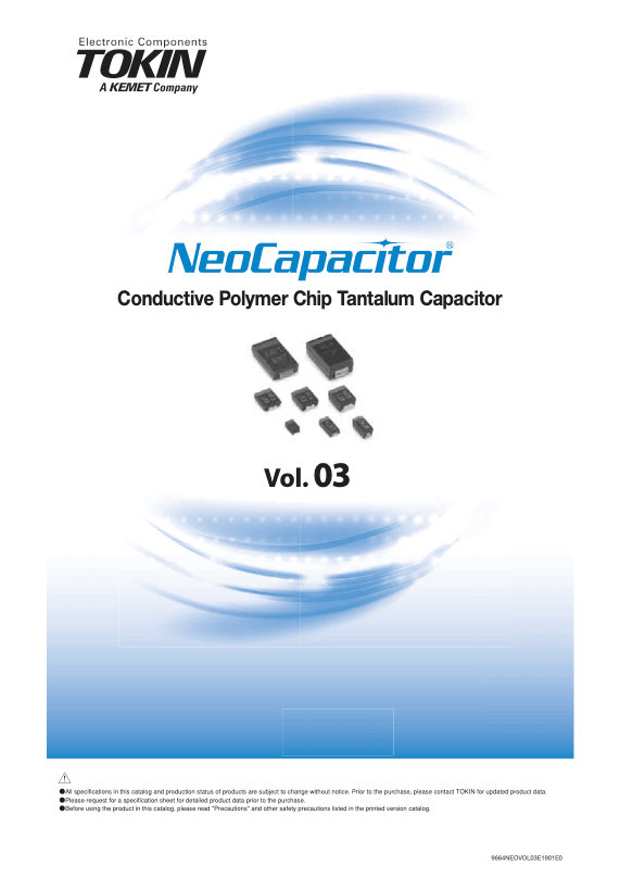 KEMET NeoCapacitors