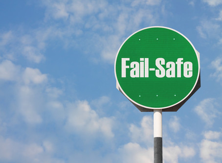 Fail safe capacitors: technology and applications
