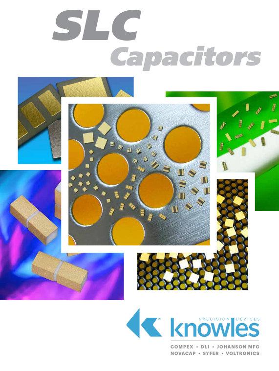 Knowles SLC Capacitors