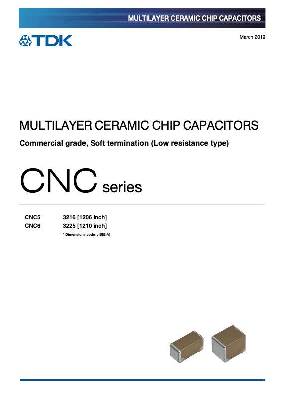 TDK CNC Series