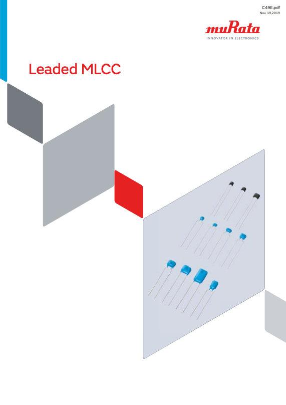Murata Radial Leaded MLC Capacitors