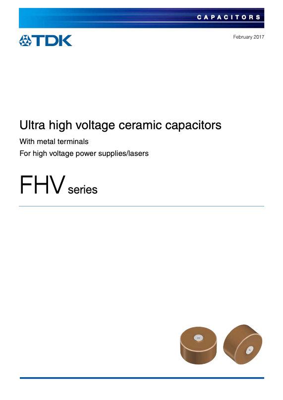 TDK FHV Series