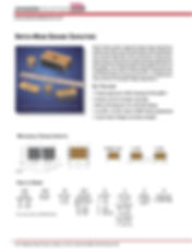 AFM Microelectronics HNT Series