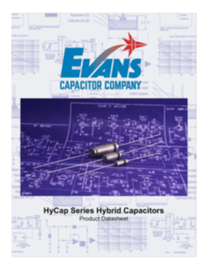 Evans HyCap Series