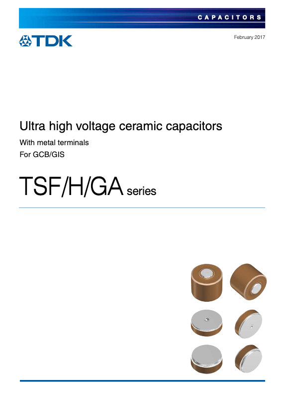 TDK TSF_H_GA Series