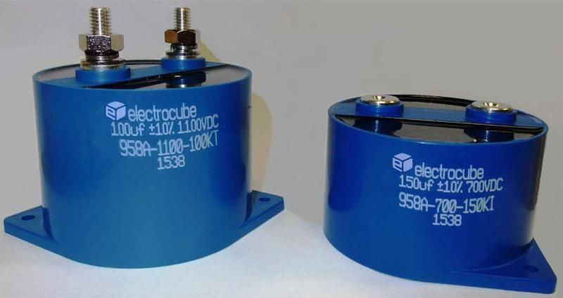 Electrocube 958A Series DC-link capacitor