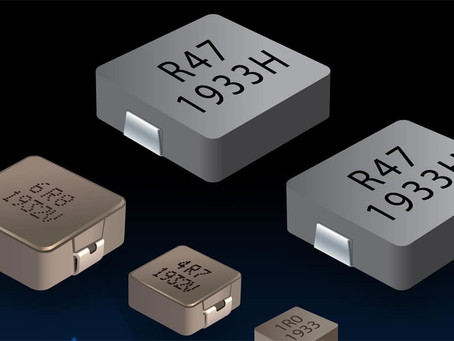 Bourns Releases AEC-Q200 Compliant High Current Shielded Power Inductors