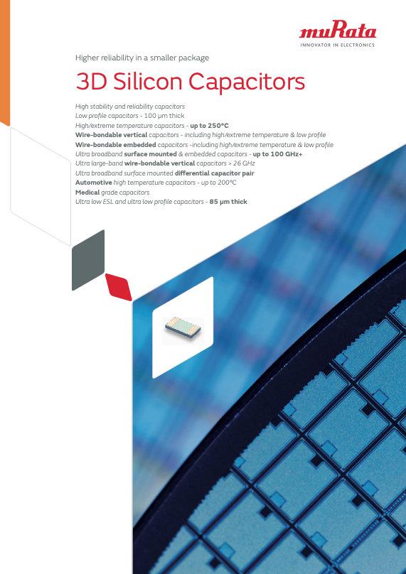 Murata Silicon Capacitors