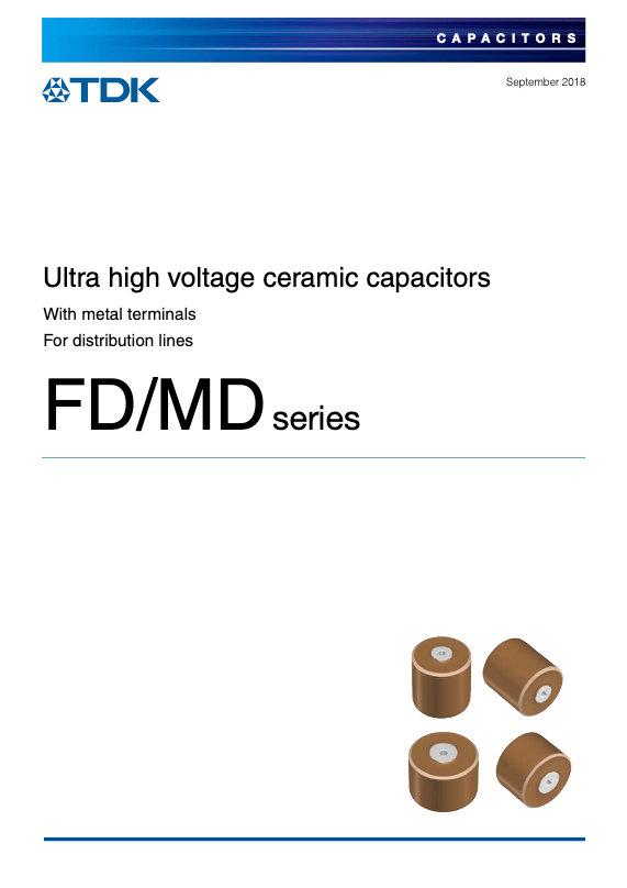 TDK FD_MD Series