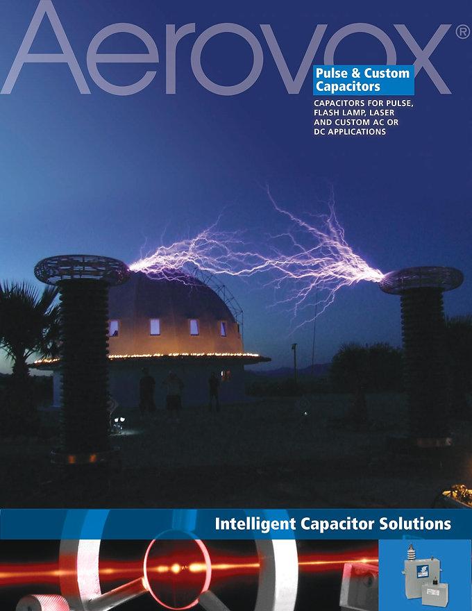 Aerovox Pulse Capacitors