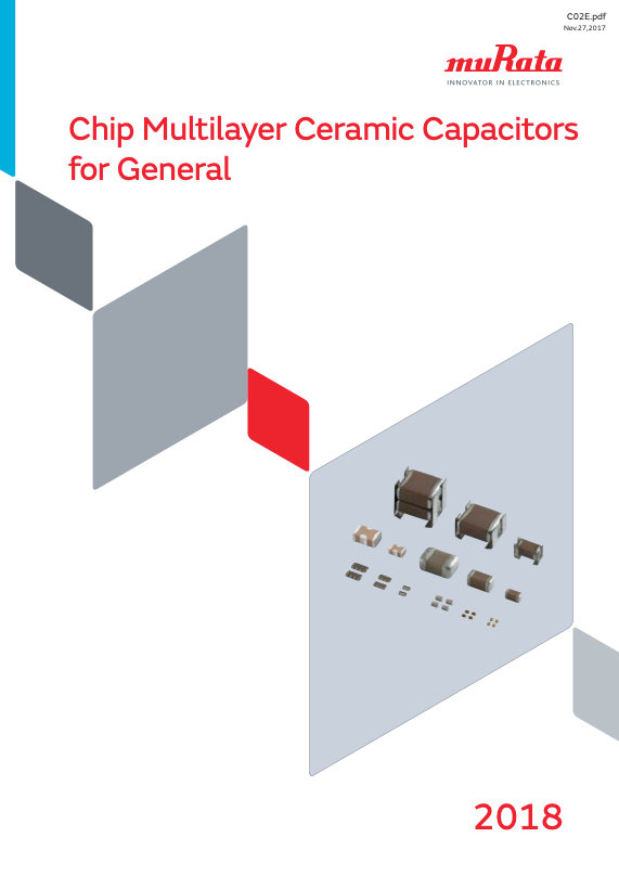 Murata SMT MLC Capacitors