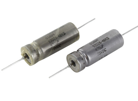 Exxelia MIL Wet Tantalum Capacitors M39006/22 now qualified to Level P