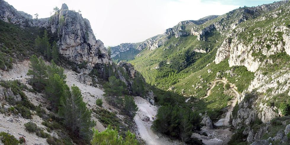 EIN Muntanyes de Tivissa – Vandellòs: Serres del Mestral