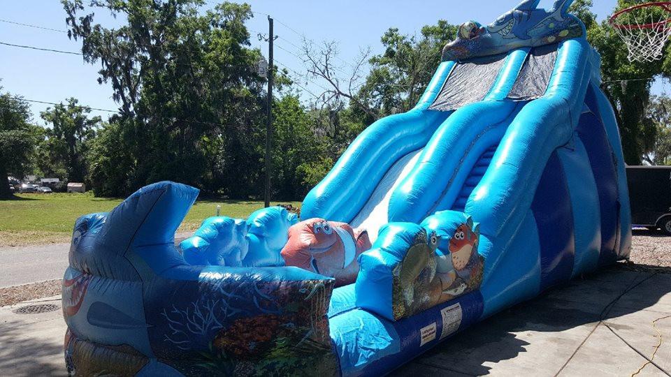 A  B's Bouncing Fun Rentals
