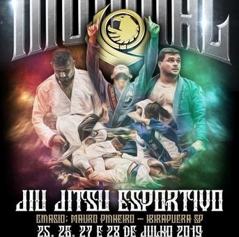 MUNDIAL de Jiu Jitsu