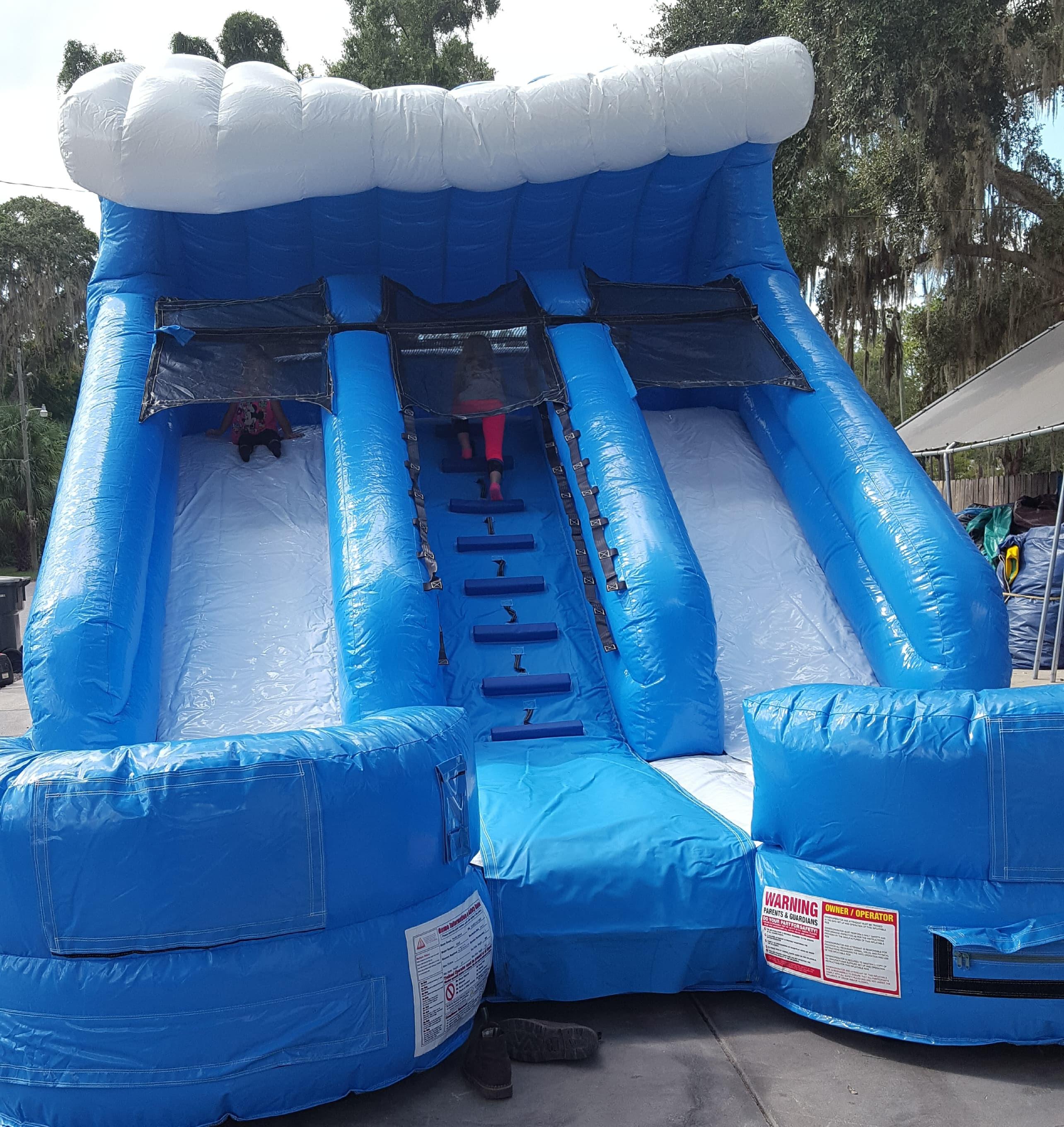 New Double Surf Slide