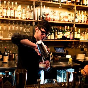 Bar Takeover at Rhubarb