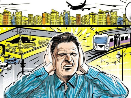 Noise Pollution : A Silent Killer!!!