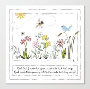each little flower canvas.jpeg
