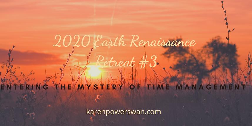 Eventbrite Earth Renaissance Retreat Ent