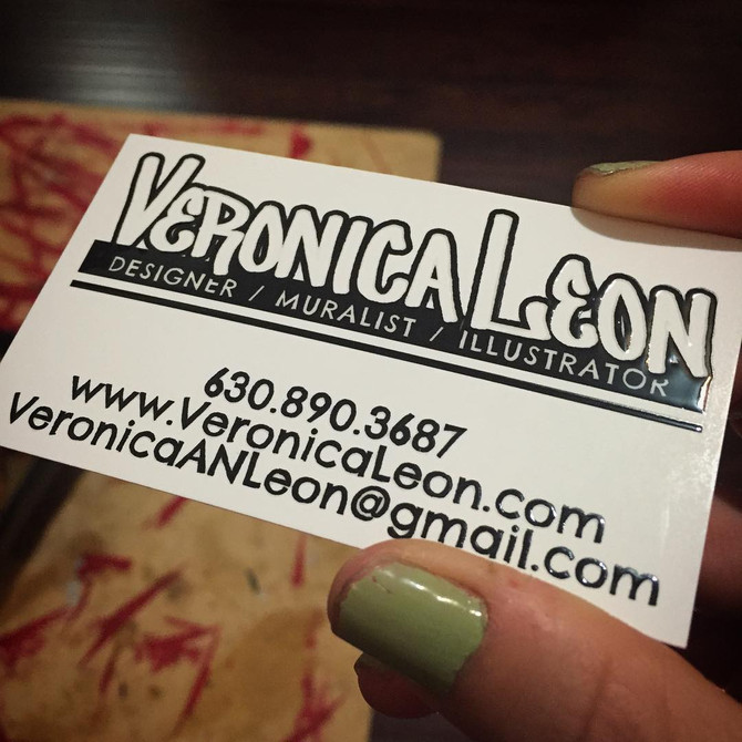New Business Cards W00t W00t!