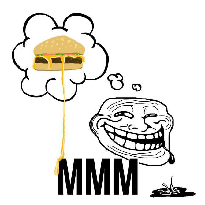 Cheeseburger Meme