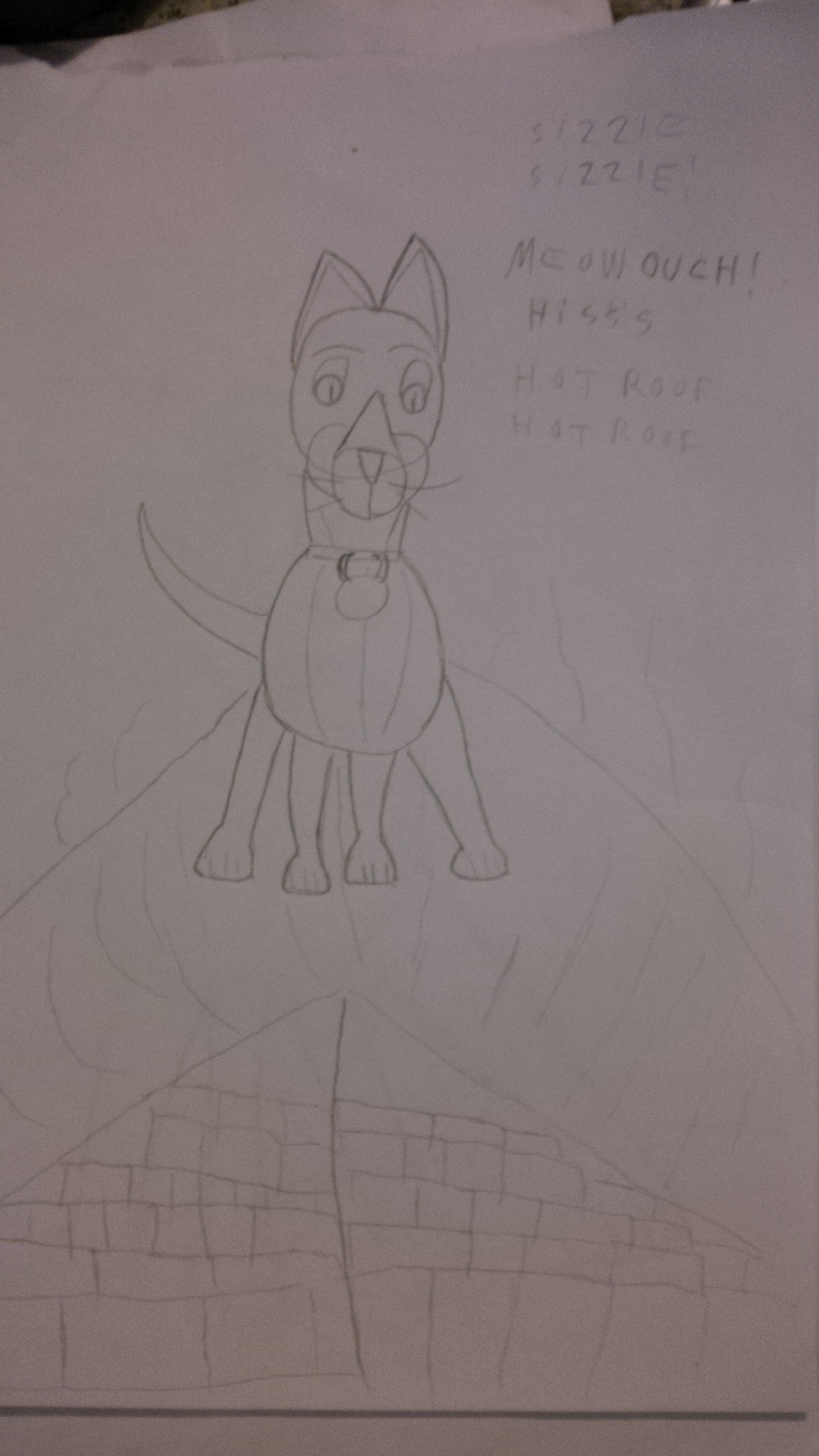 "By Matthew W ""cat"" at RMHS"