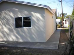 Concrete Sidings: AFTER