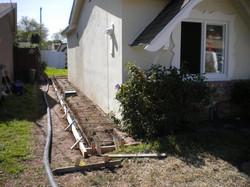 Concrete Sidings: MID-CONSTRUCTION