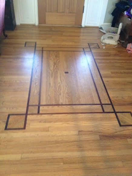 Custom Inlaid Floors