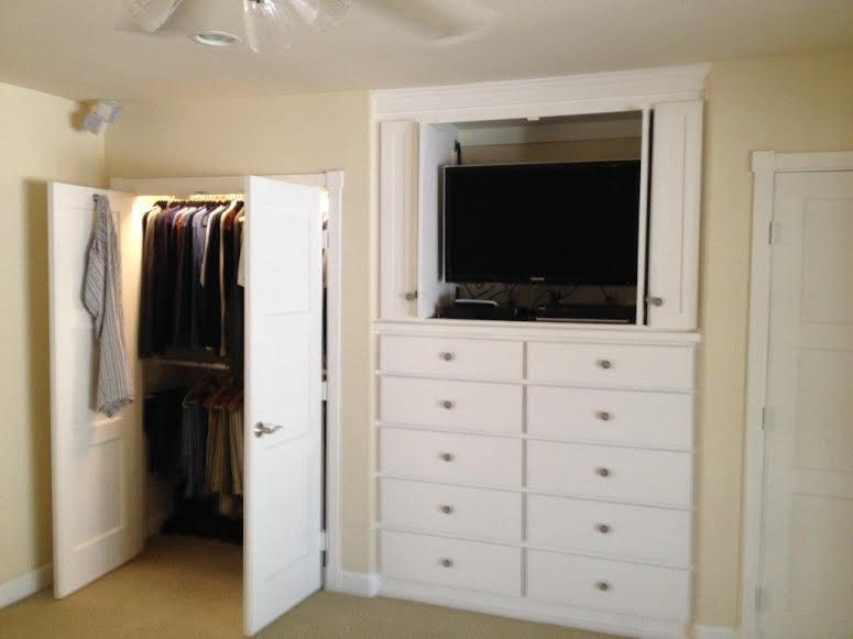 New Built-Ins and Closet