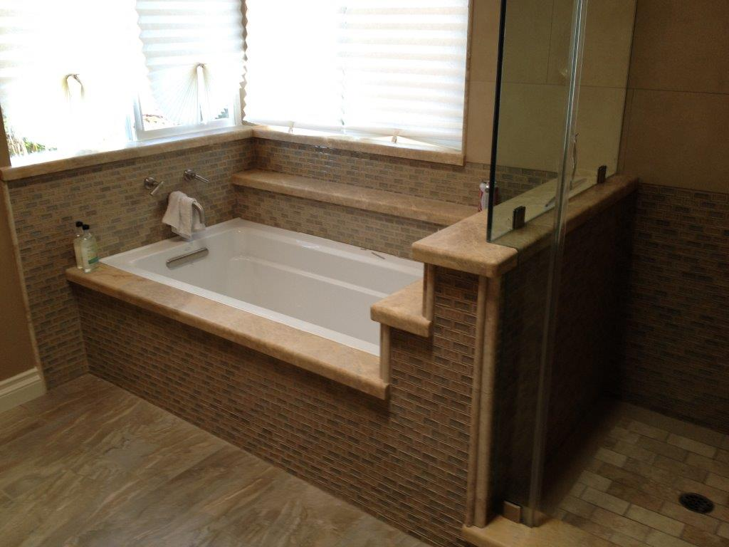 A Tub/Shower Combo