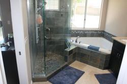 Modern Bathroom Remodel: AFTER