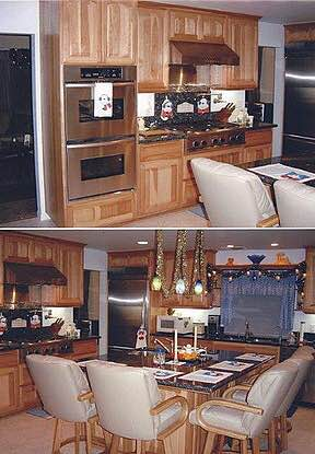 An Inviting Kitchen