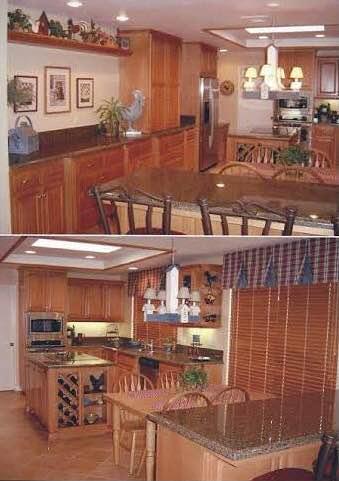 A Cozy Kitchen!