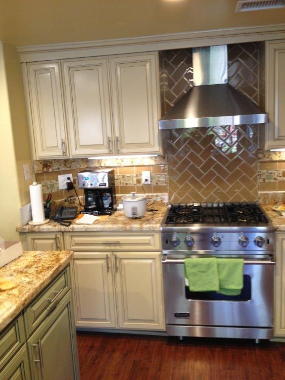 Up-to-date Kitchen Renovation