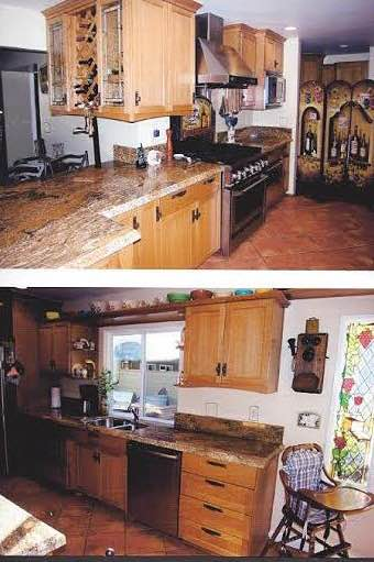 A Traditional Kitchen
