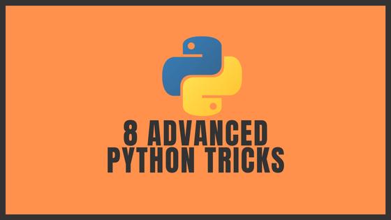 8 thủ thuật Python giúp bạn chuyên nghiệp hơn (tiếp theo)