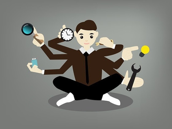 5 Tips To Be More Productive At Work