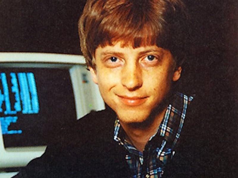 Bill Gates thời niên thiếu