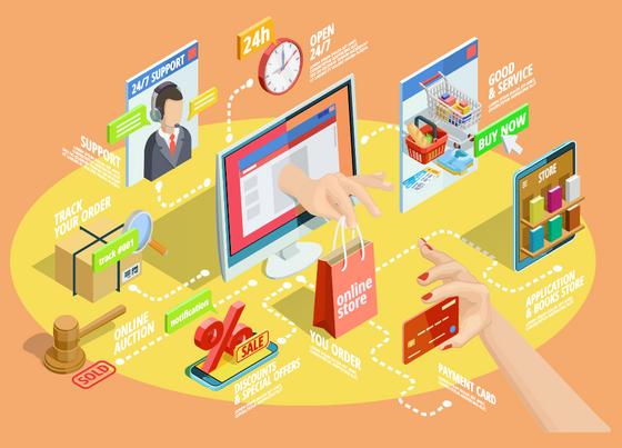 """E-commerce tại Việt Nam tăng trưởng: IT """"được mùa"""""""