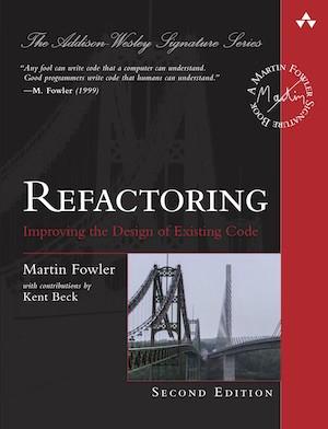 Tái cấu trúc: Cải thiện thiết kế code hiện tại của Martin Fowler