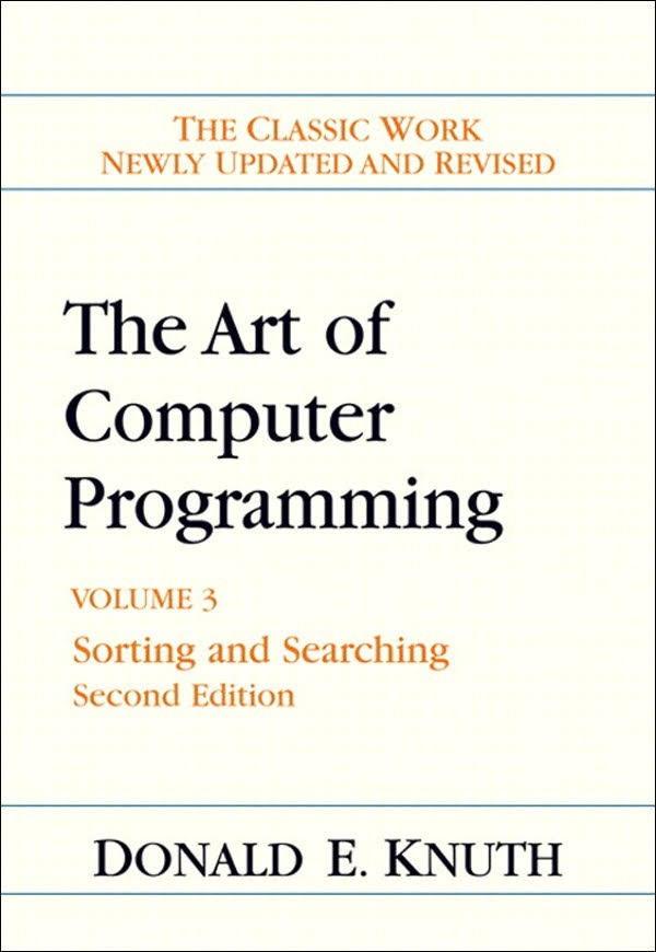 Nghệ thuật lập trình máy tính của Donald Knuth