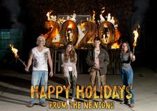 Newton 2020 Holiday Card!