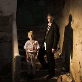 Zombie and Son