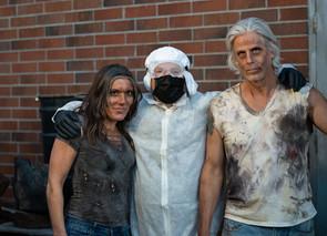 Julie, Matt and Bob