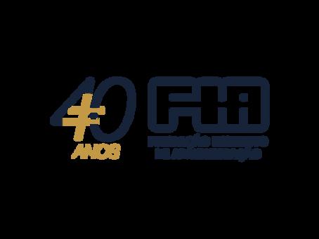 FIA comemora 40 anos com logo especial e vinhetas na TV Cultura