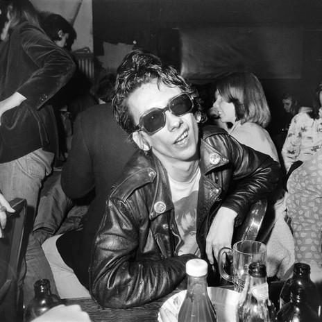 Stiv Bators' Punk Snear CBGB, NY, 1977