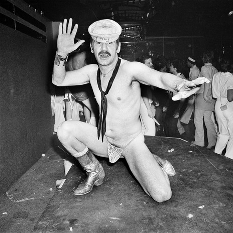 Fun Sailor Cap Les Mouches, NY, 1978