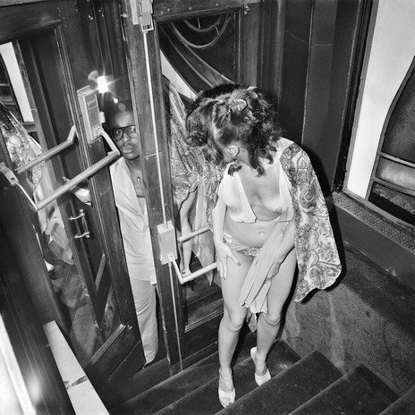 Opening The Mirrored Door on Opening Night (With JudiJupiter) La Farfalle, NY, 1978